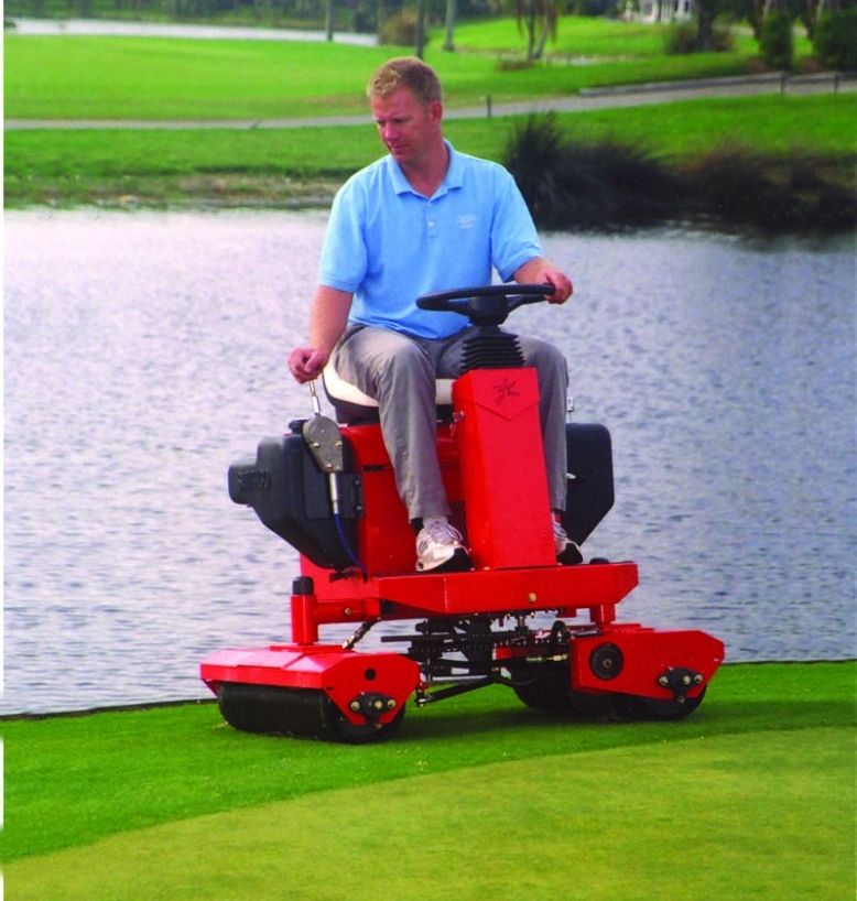 Smithco Ultra Plus roller from Krigger & Company